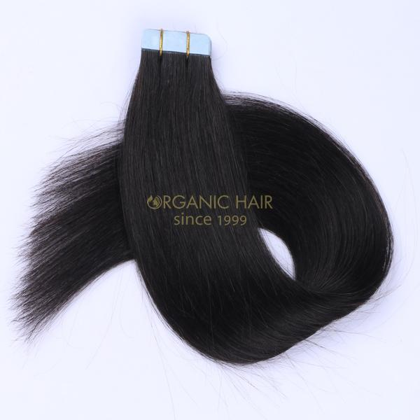 Remy Top Quality Hair And Strong Tape Long Time Last Hair Tape