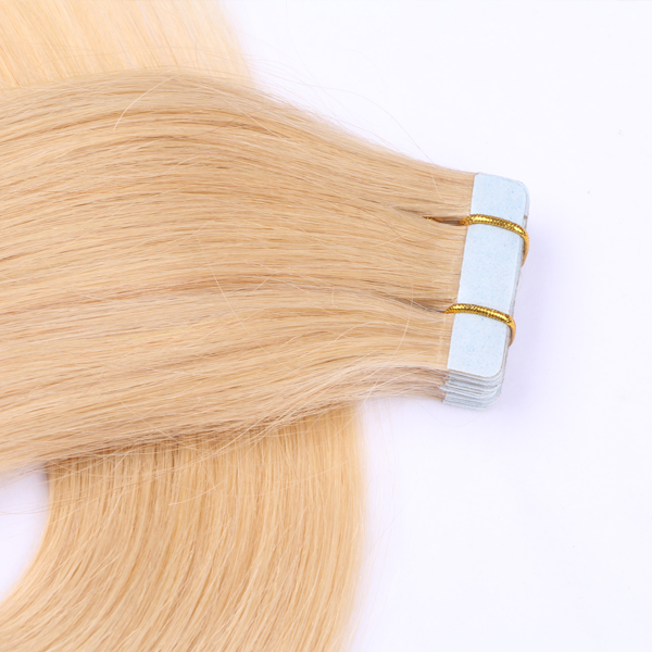 European Tape in Remy Hair ExtensionsJF055
