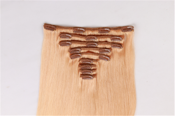 Best Clip in Human Hair Extensions JF018