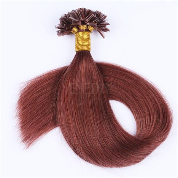 Pre Bonded Hair Extensions Nail Tip Lj128 China Wholesale Pre