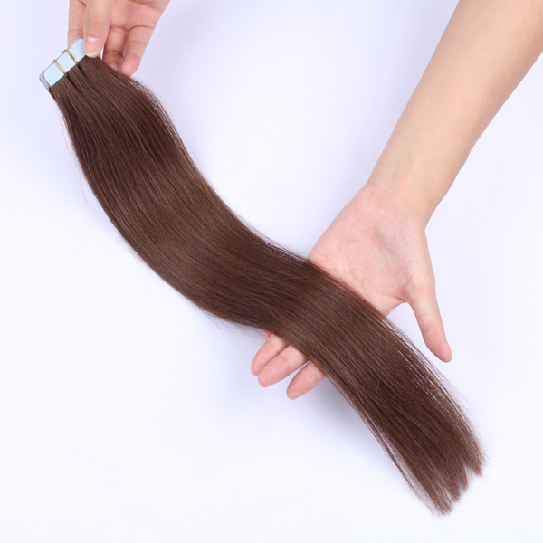 100% Human Hair Remy hair Best Tape in Extensions JF196