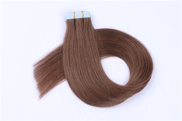 Hair factory supply soft comfortable and invisible tape in hair extensions JF0262