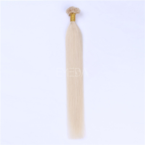 How To Apply U Tip Hair Extensions LJ189