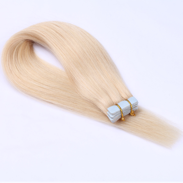 Remy Hair Tape in Hair Extensions Cost JF043