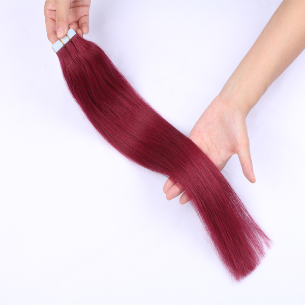 Tape Hair Extensions Suppliers Jf126