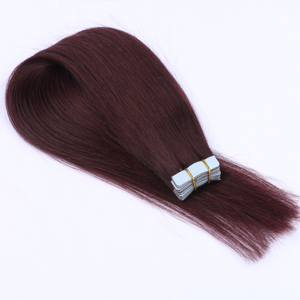 OEM Glam Seamless Tape in Hair Extensions mnufacturers JF050
