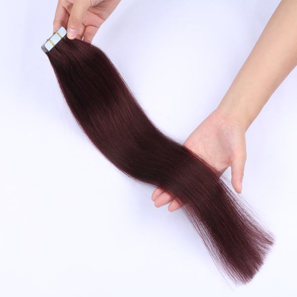 Best Quality Tape Hair Extensions very comfortable last long time JF200