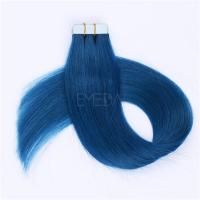 Silk Straight Remy Tape Extensions LJ061