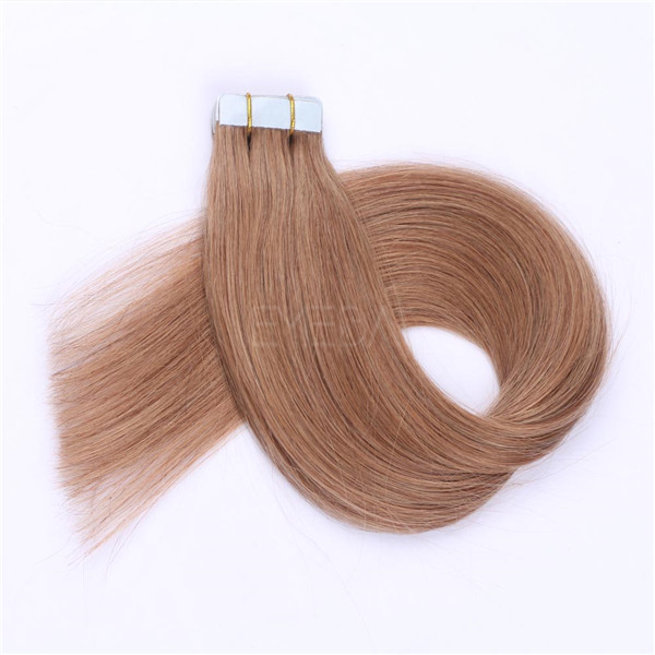 Buy Tape Hair Extensions Online LJ055