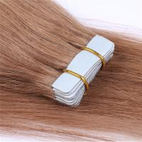China wholesale tape human hair extension factory QM157
