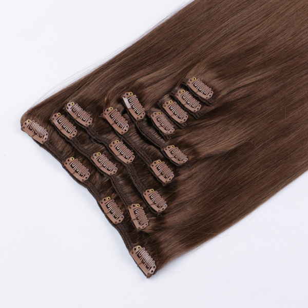 Clip In Hair Extensions For Short Hair China Wholesale Clip In Hair