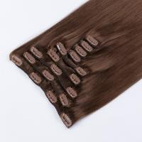 22 inch cheap best clip in human hair extensions JF295