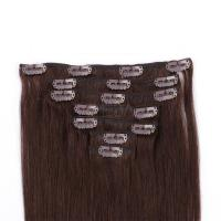 Clip in extensions for thick hair LJ016