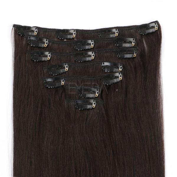Good hair clip in extensions LJ015