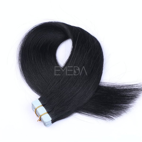Elegant Seamless Tape Hair Extensions LJ048