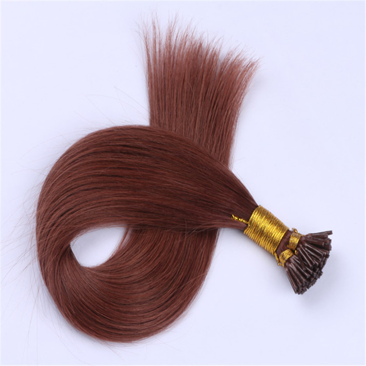 china i tip human hair extensions suppliers QM047
