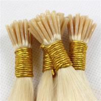 Hot i tip u tip human remy hair extension suppliers SJ0031