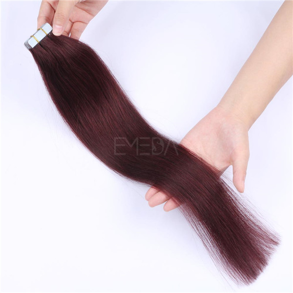 Micro Tape Hair Extensions LJ076
