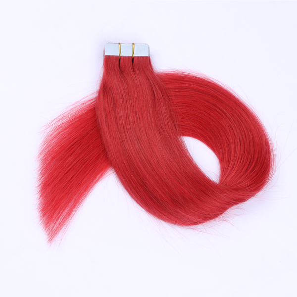 Tape Hair Extensions Application JF125