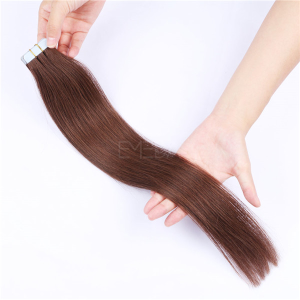 2.5g Per Piece Weft Tape Hair Extensions LJ069