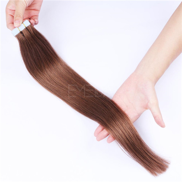 Tape In Weft Hair Extensions Lj070 China Wholesale Tape In Weft