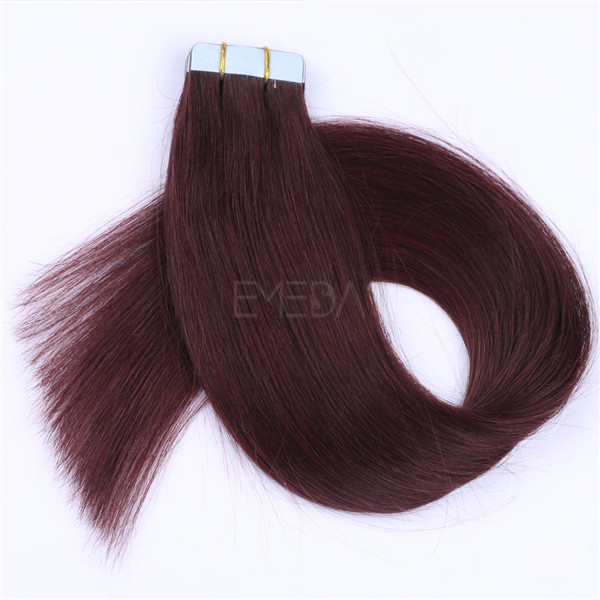 100 gram Remy Tape in Hair Extensions LJ060