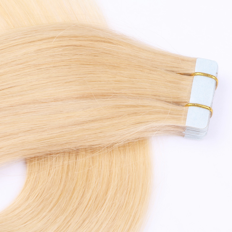Tape for hair suppliers virgin human hair SJ0049