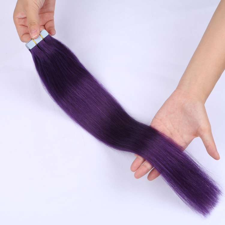 China tape remy hair extensions SJ0030