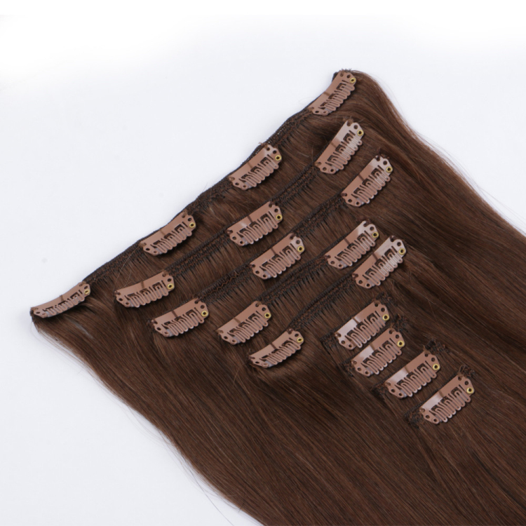 Hair extensions cheap real clip in hair extensions real hair SJ0070