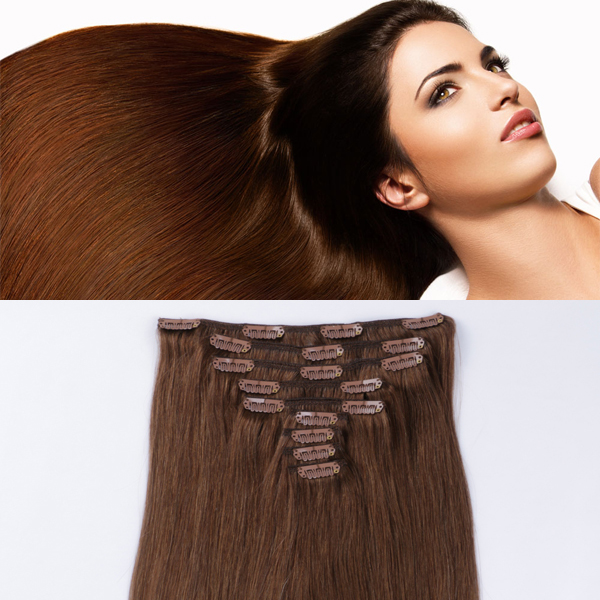 His and hers hair extensions quality with factory hair extension prices JF324