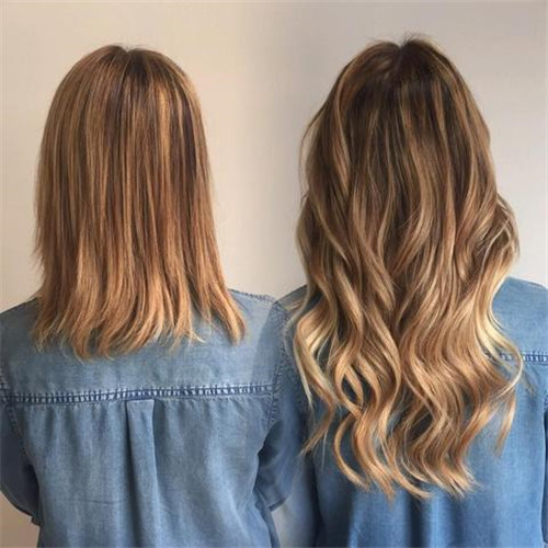 Best 15 clip in hair extensions 2020-2021