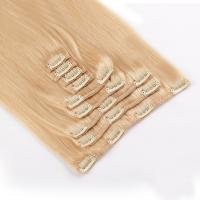 cheep Hair extensions clip in made in china clip in hair extensions factory human virgin wholesale hair MJ002