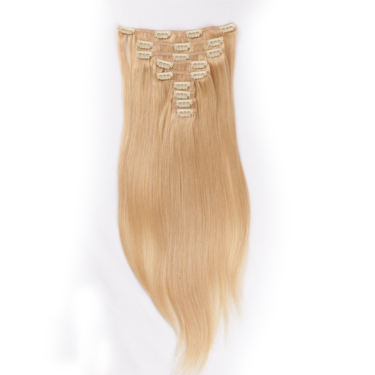 China clip hair extension wholesale tape for virgin human remy hair SJ0019