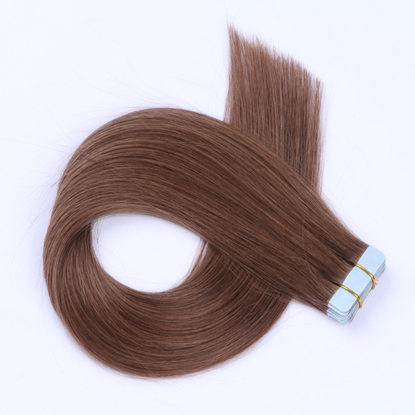 Remy Hair Extension Double Sided Tape Jf074 China Wholesale Remy