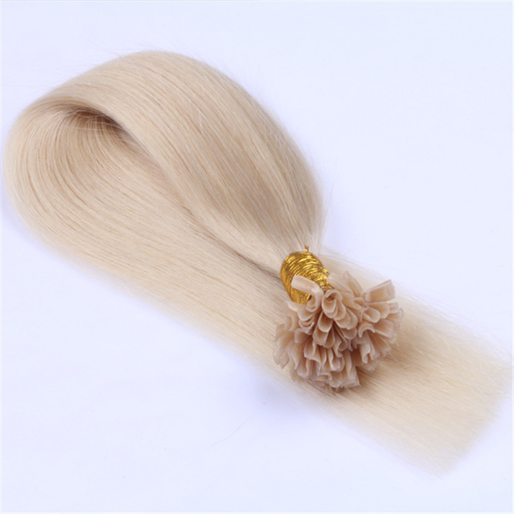 Top quality wholesale fast delivery u tip hair extension manufacturers QM062