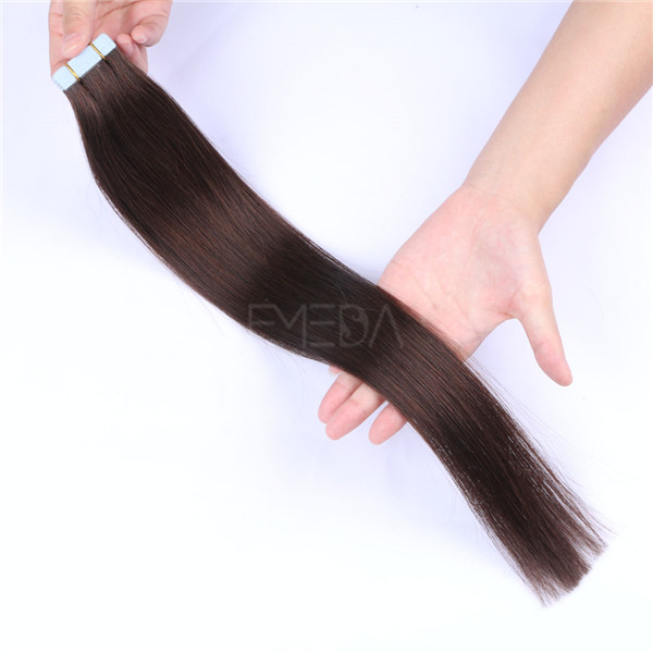 Skin Weft Tape Hair Extensions LJ068