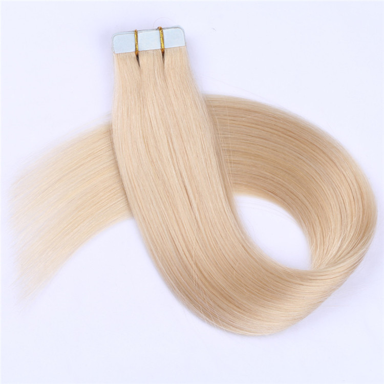 Tape On Hair Extension Manufacturers Wholesale Qm088 China