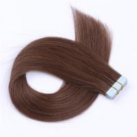 top quality double sided double drawn remy tape hair extensions wholesale QM008