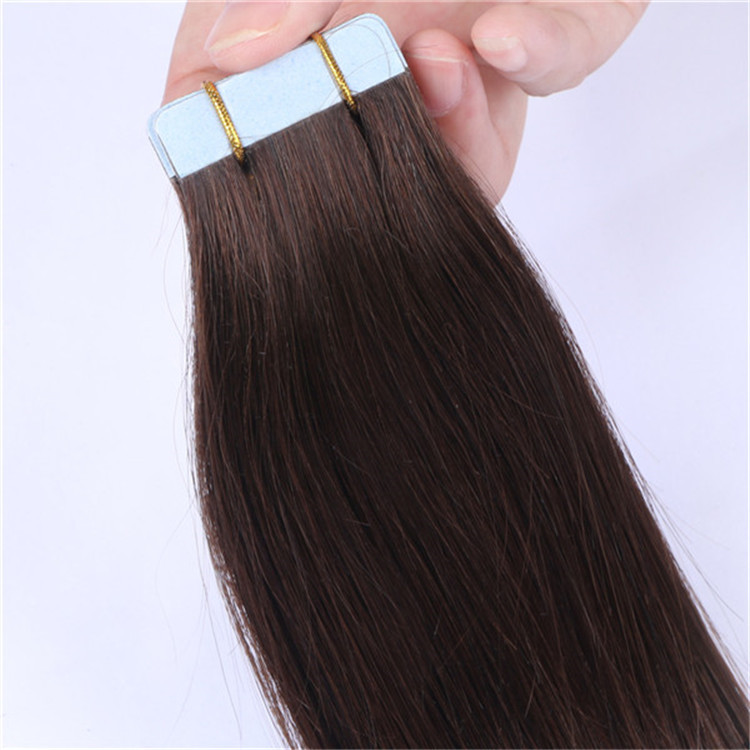 How to care tape hair extensions