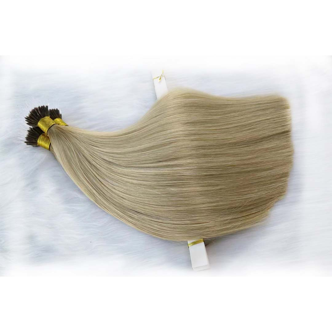 Elastic band double drawn hair extensions wholesale suppliers QM257
