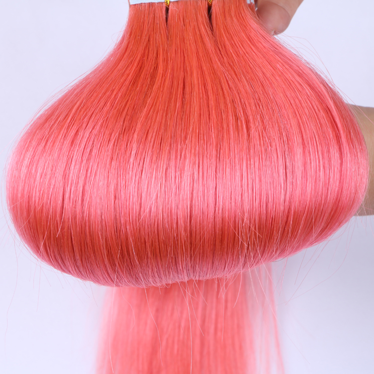 China tape in hair extensions suppliers human virgin hair SJ0069