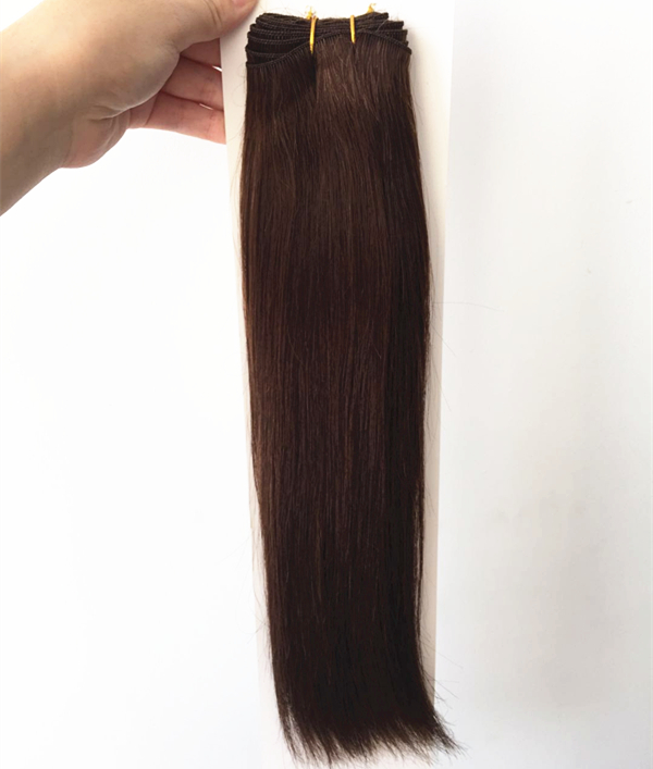 Raw indian cuticle aligned hair manufacturers in China QM197