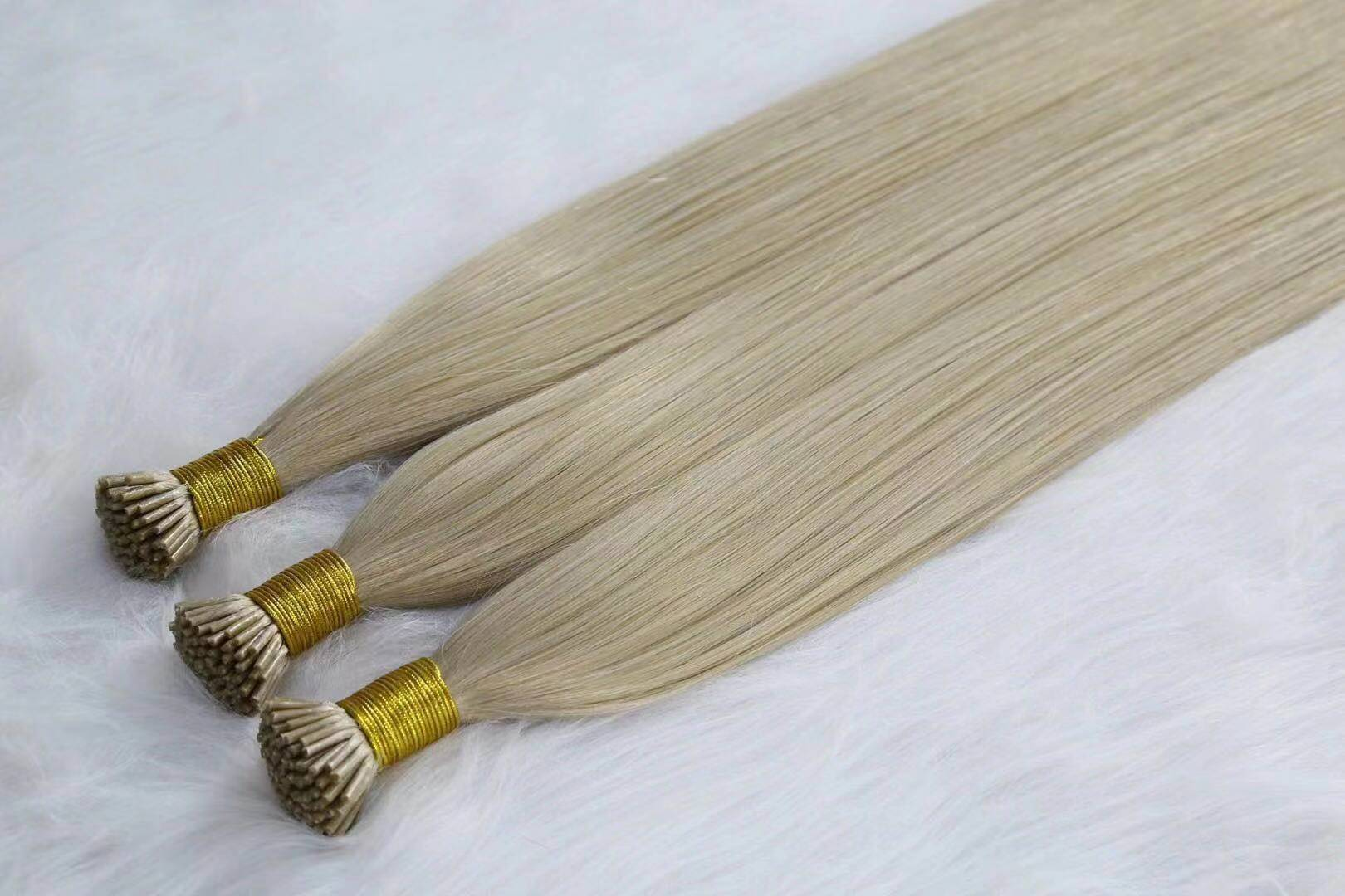 china cold fusion hair extensions manufacturers QM254