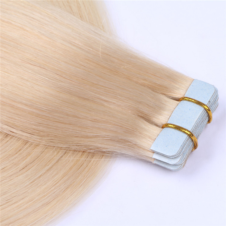 China Best Remy Tape In Human Hair Extensions Manufacturers Qm019