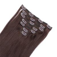 wholesale clip in human hair manufacturers QM147
