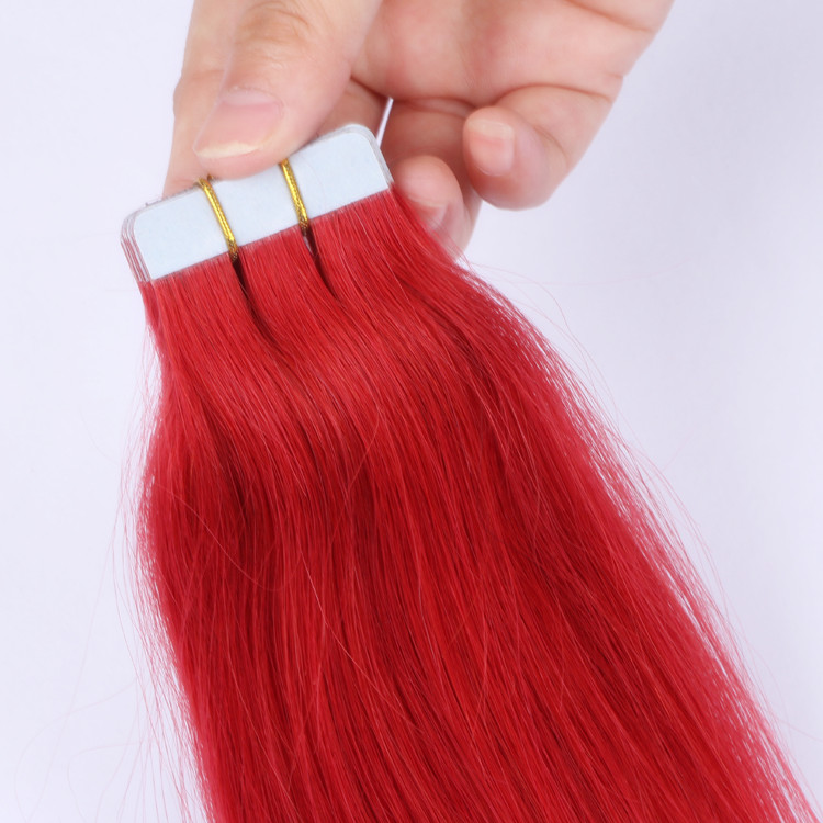Tape extensions melbourne tape in human remy virgin hair extensions manufacturers  SJ0012