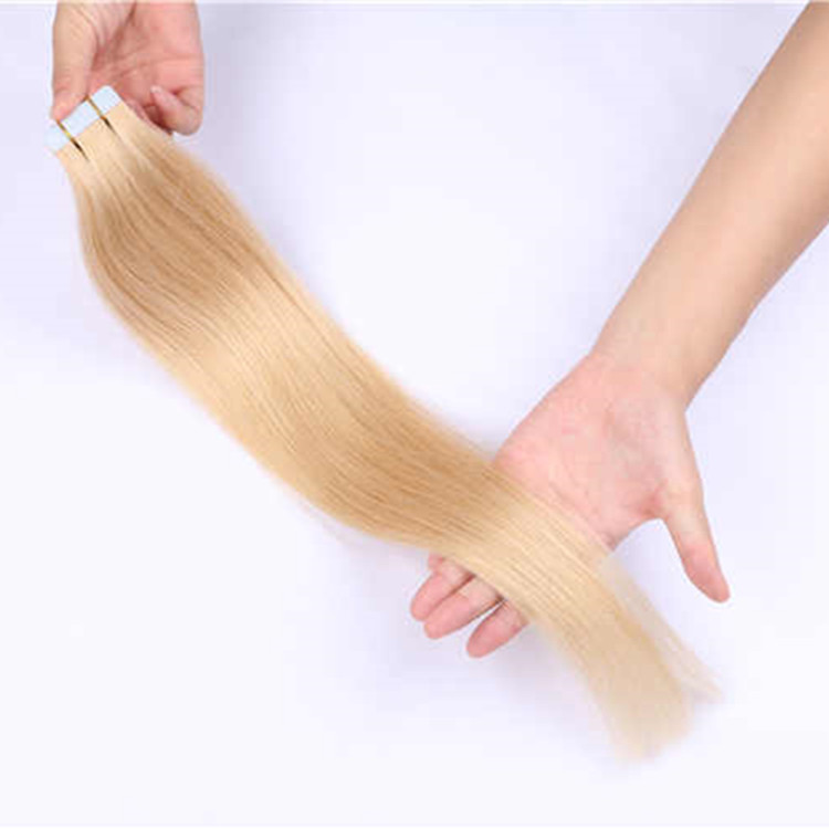 China tape in hair factory tape for in human remy hair manufacturers SJ004