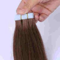 Double side tape hair extensions wholesale SJ0064