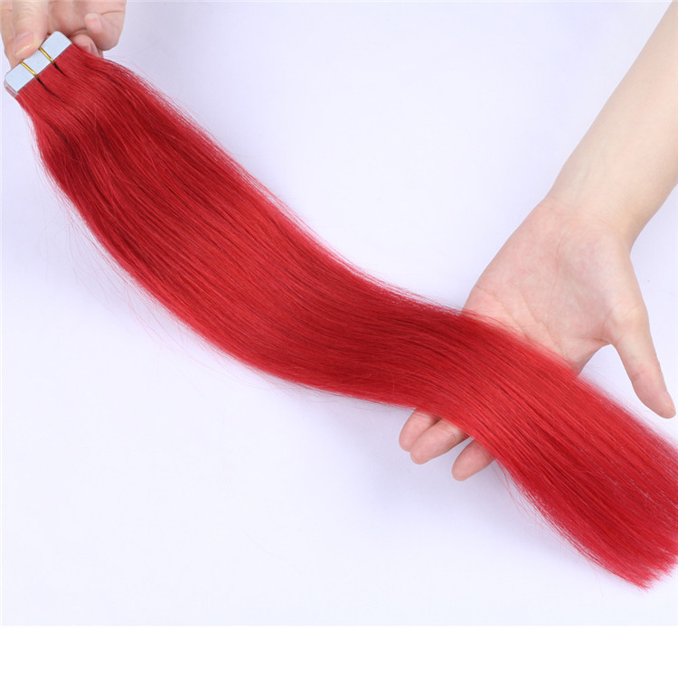 china clip in tape in extensions suppliers QM024