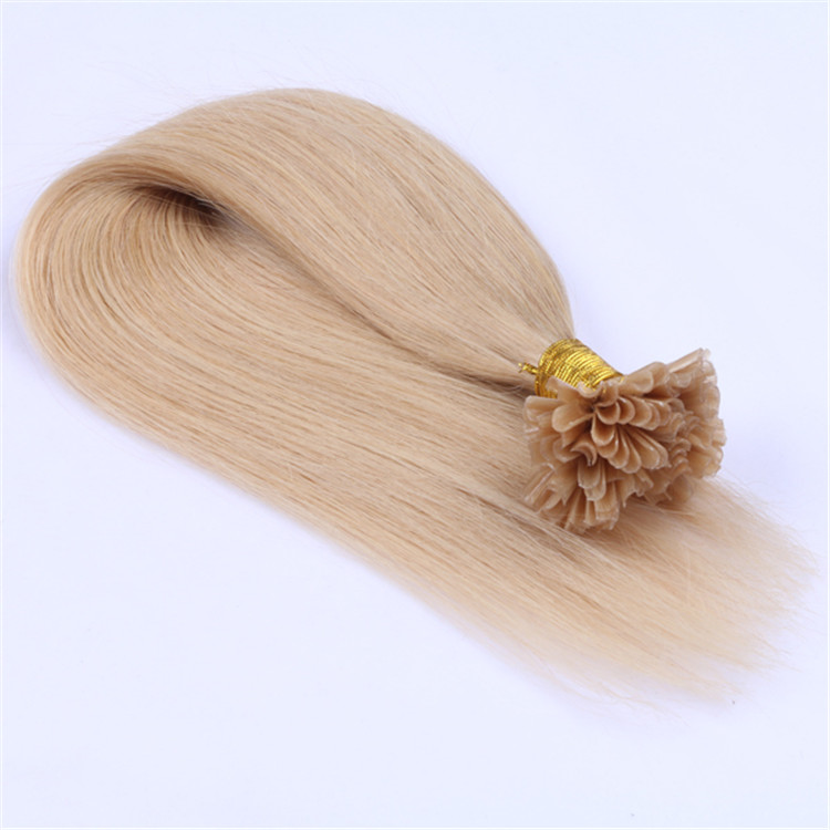 China Top quality customized u tip extension hair suppliers QM066
